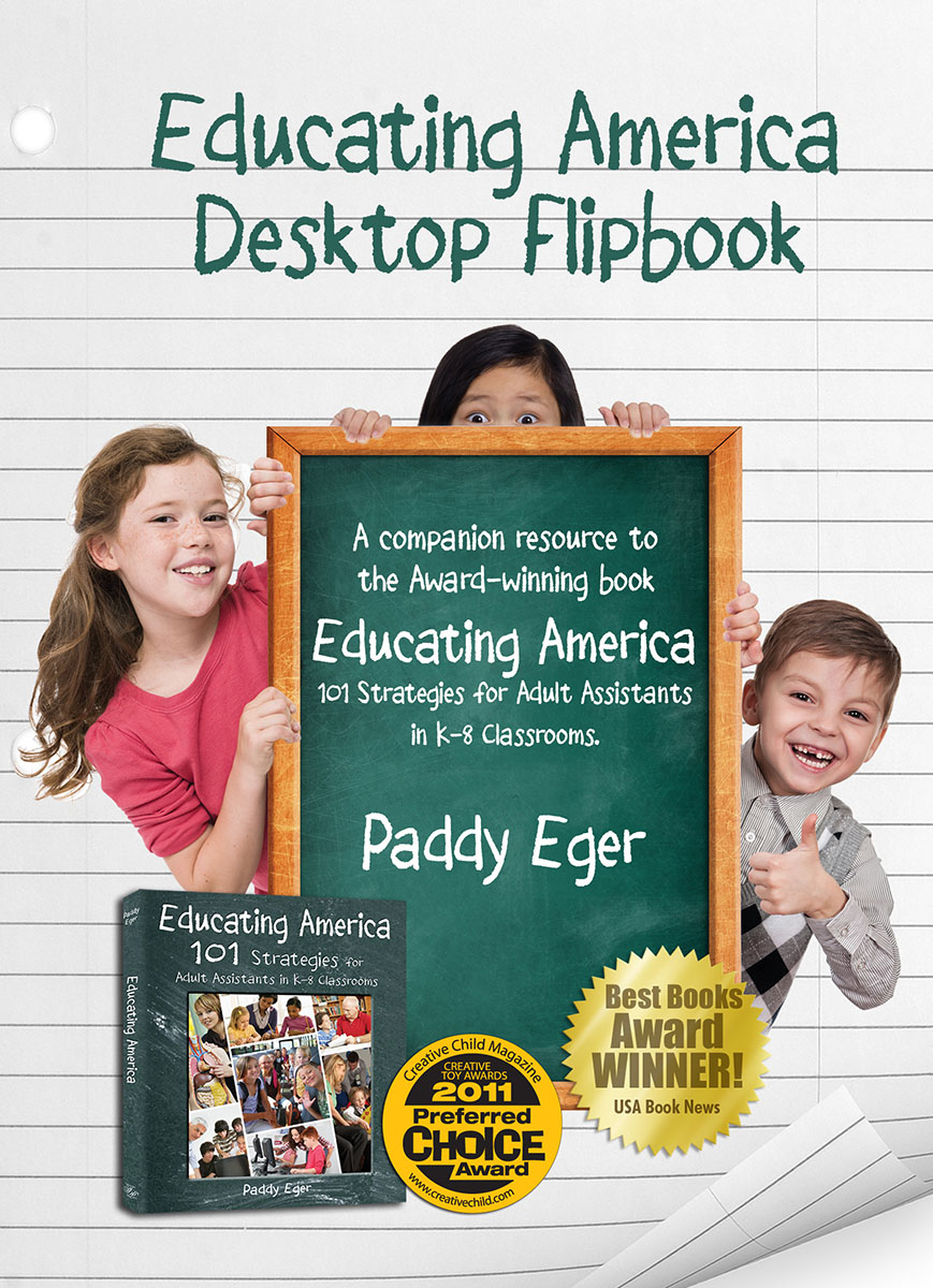 Educating America Flipbook